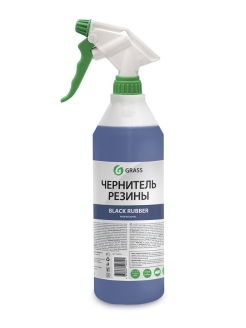 "Чернитель резины ""Black Rubber"" professional GRASS"