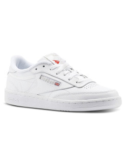 Кроссовки CLUB C 85           WHITE/LIGHT GREY Reebok