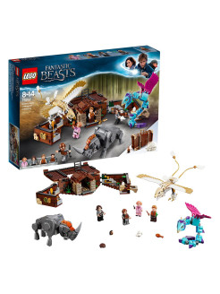 Конструктор LEGO Harry Potter 75952 Чемодан Ньюта Саламандера LEGO