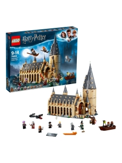 Конструктор LEGO Harry Potter 75954 Большой зал Хогвартса LEGO