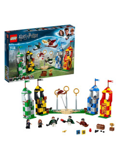 Конструктор LEGO Harry Potter 75956 Матч по квиддичу LEGO