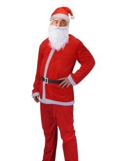 Santa Claus Costume MARKETHOT