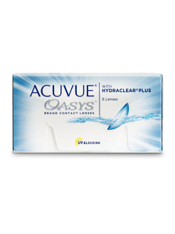 Контактные линзы, Acuvue Oasys Johnson&Johnson