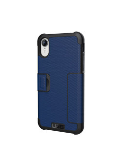 UAG Protective Case for iPhone XR Metropolis Series Blue UAG