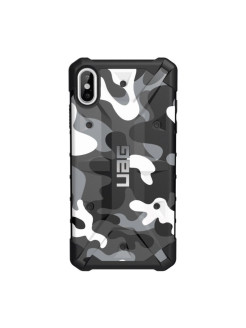 Protective cover UAG for iPhone XS Max Pathfinder series color White camouflage UAG