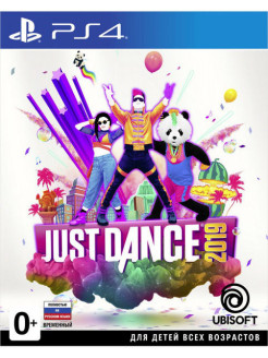 Just Dance 2019 [PS4, русская версия] Ubisoft
