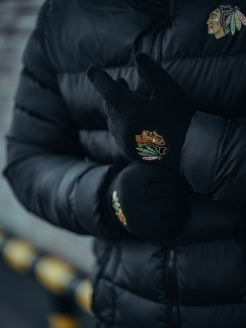 Перчатки NHL Chicago Blackhawks Atributika & Club
