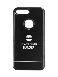 Чехол iPhone 7 plus/8 plus BLACK STAR BURGER