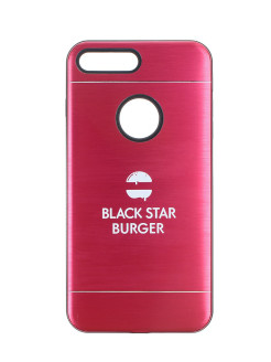 Чехол iPhone 7 plus BLACK STAR BURGER