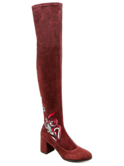 Over-the-knee boots FABI
