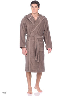 Bathrobe ECOSOFT Ecocotton