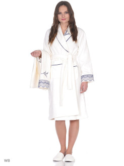 Set Dressing gown female 3 subjects by Ekin Ecocotton