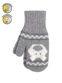 Mittens, embroidery ULTIS