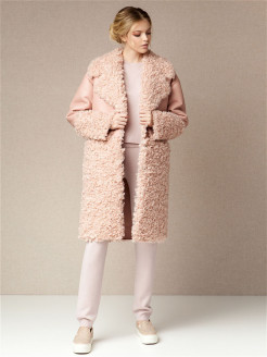 Sheepskin coat Ummami