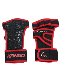 Перчатки для фитнеса KAC-030 Black/Red Kango