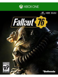Fallout 76 [Xbox One, русские субтитры] Bethesda Softworks