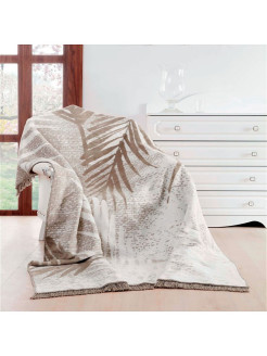 Плед Arya Хлопок 150X200 Oreo Arya home collection