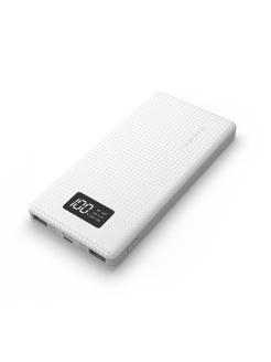 External battery, PN-963, for smartphones, for tablets, Li-pol, 10,000 mAh Pineng