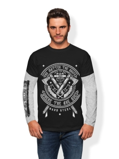 Long sleeve T-shirts Макс-Экстрим