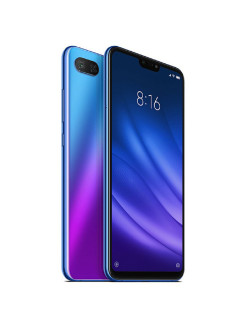 Смартфон Mi 8 Lite 64Gb: 6,26'' 2280x1080/IPS Snapdragon 660 4Gb/64Gb 12+5Mp/24Mp 3350mAh Xiaomi
