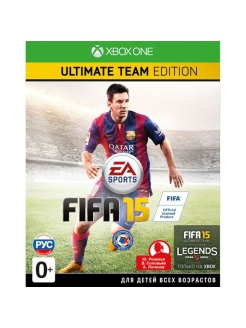 Fifa 15. Ultimate Team Edition [Xbox One, русская версия] Electronic Arts