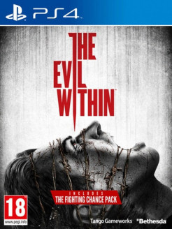 Evil Within [PS4, русские субтитры] Bethesda Softworks