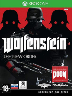 Wolfenstein: The New Order [Xbox One, русские субтитры] Bethesda Softworks