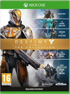 Destiny: The Collection [Xbox One, английская версия] Activision