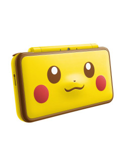 Игровая Приставка New Nintendo 2DS XL Pikachu Edition NINTENDO