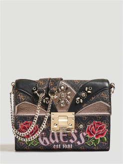 Сумка CONVERTIBLE XBODY FLAP GUESS