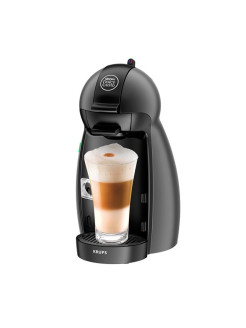 Капсульная кофемашина KRUPS KP100B10 Dolce Gusto Piccolo Antracite Krups