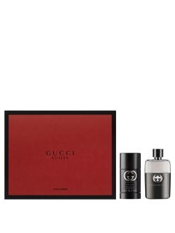 Gucci Guilty Pour Homme Туалетная вода 50 мл+део стик 75г GUCCI