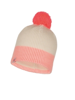 Шапка Buff JR KNITTED & POLAR HAT AUDNY FOG JR Buff