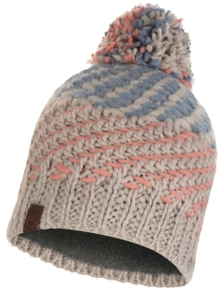 Шапка Buff KNITTED & POLAR HAT NELLA MULTI Buff
