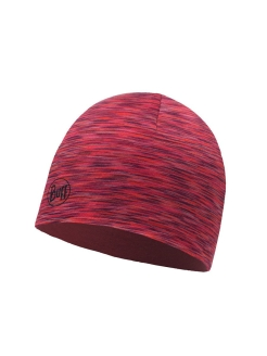 Шапка Buff LIGHTWEIGHT MERINO WOOL REVERSIBLE HAT WILD PINK-RUSTY Buff