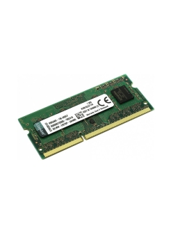 Модуль памяти DDR3L SODIMM 4Гб 1600MHz Non-ECC 1Rx8 CL11 Kingston