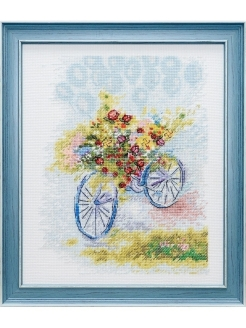 Embroidery kit Ажур
