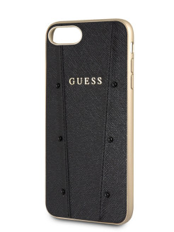 Чехол для iPhone 7 Plus/8 Plus KAIA collection Hard Black GUESS