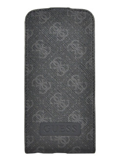 Чехол для iPhone 6/6S 4G Black Flip GUESS