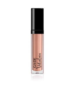 "Блеск для губ VELVETEEN ULTRA SHINE No.406 ""INNOCENT"" GA-DE"