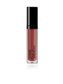 "Блеск для губ VELVETEEN ULTRA SHINE No.412 ""GOSSIP GIRL"" GA-DE"