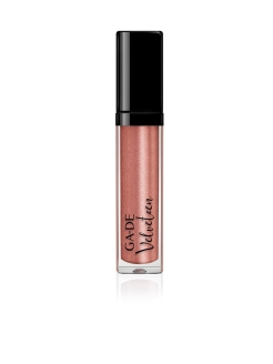 "Блеск для губ VELVETEEN ULTRA SHINE No.414 ""FIRST DATE"" GA-DE"