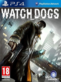 Watch Dogs [PS4, русская версия] Ubisoft