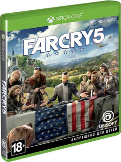 Far Cry 5 [Xbox One, русская версия] Ubisoft