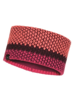 Шарф Buff KNITTED & POLAR HEADBAND TILDA BRIGHT PINK Buff