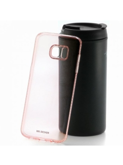 Чехол-накладка Samsung Galaxy S7 WK Diamond Pink WK