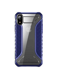 Чехол-накладка Apple iPhone XR Baseus Michelin Race Blue BASEUS
