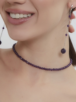 Чокер Miniature Violet Alerie-Accessories