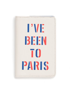 Обложка  i've been to paris ban.do