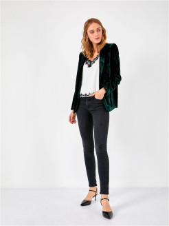 Blazer, without elements LIME